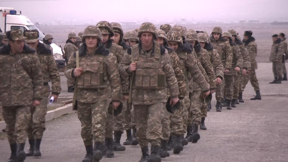 На охране рубежей страны: как в Армении работают полицейские-пограничники