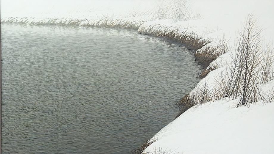 Магия зимнего пейзажа Валерия Шкурабо