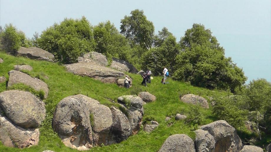 По нехоженой тропе: каменные великаны Верхнего Куркужина