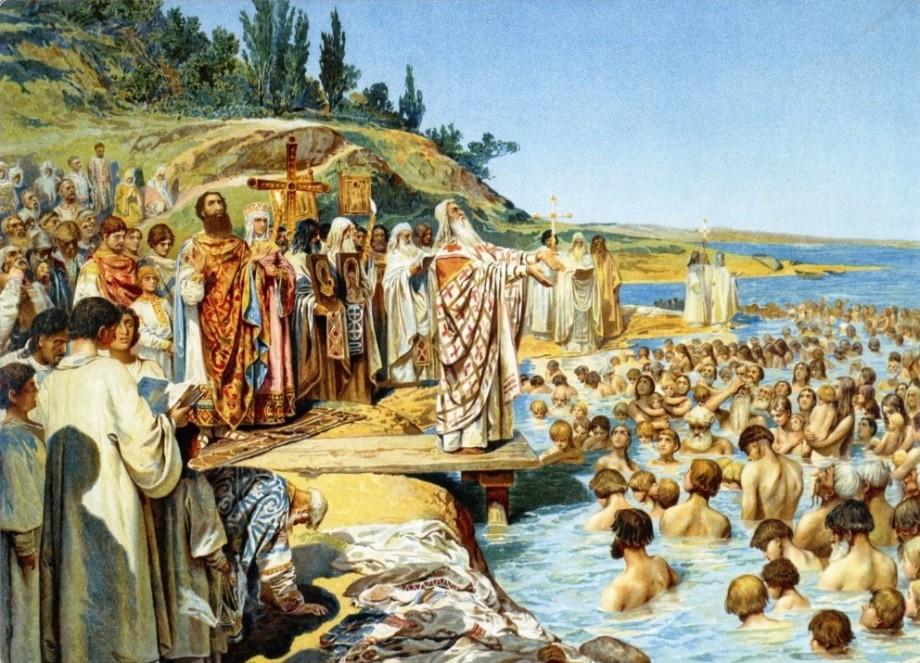 Выбор веры: что дало народам крещение Руси?