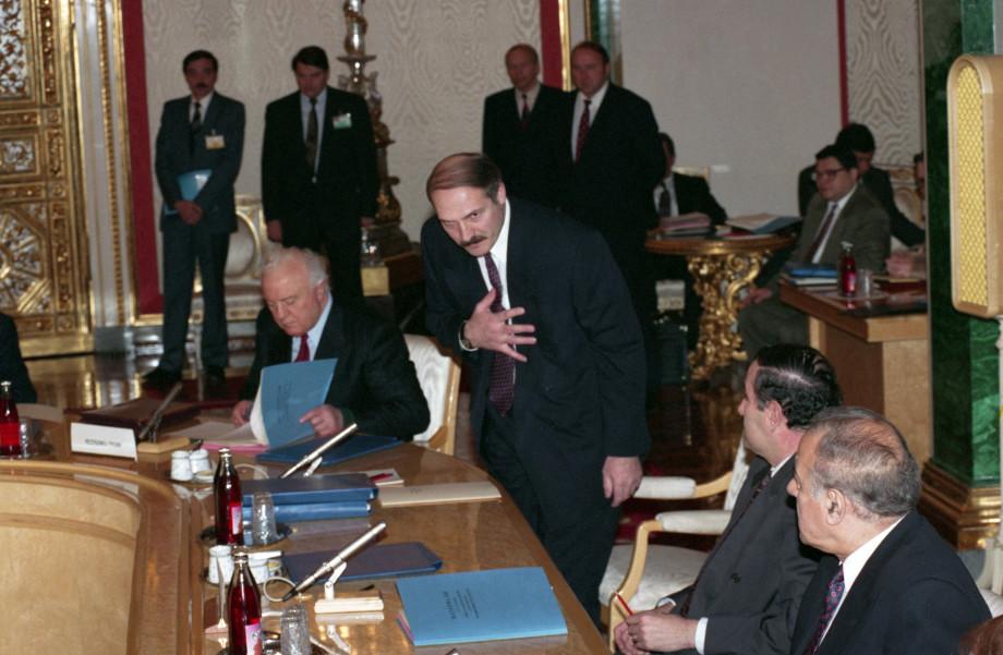 25 лет назад на первых президентских выборах в Беларуси победил Александр Лукашенко