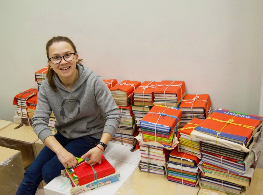 «Благодаря книгам у меня не было ощущения границ»: 10 вопросов библиотекарю