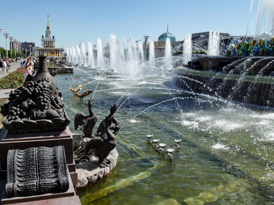 Главная выставка Москвы: закоулки ВДНХ, о которых вы не знали