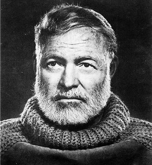 Пять портретов Эрнеста Хемингуэя