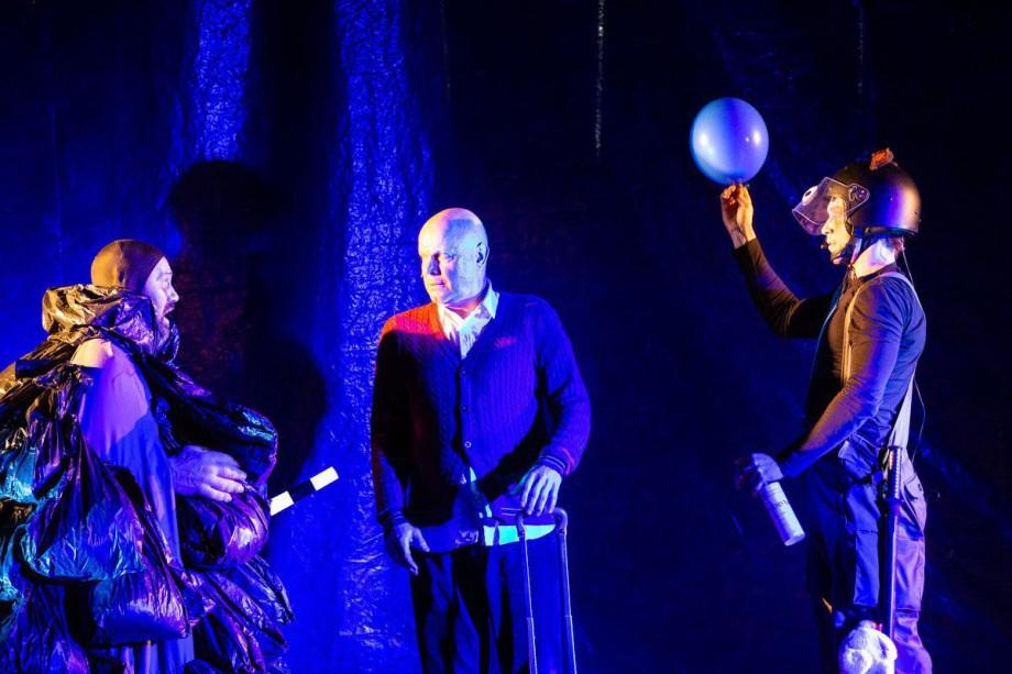 «Игра в табу и псевдозаконы»: ДК Зуева приглашает на новый спектакль Виторгана