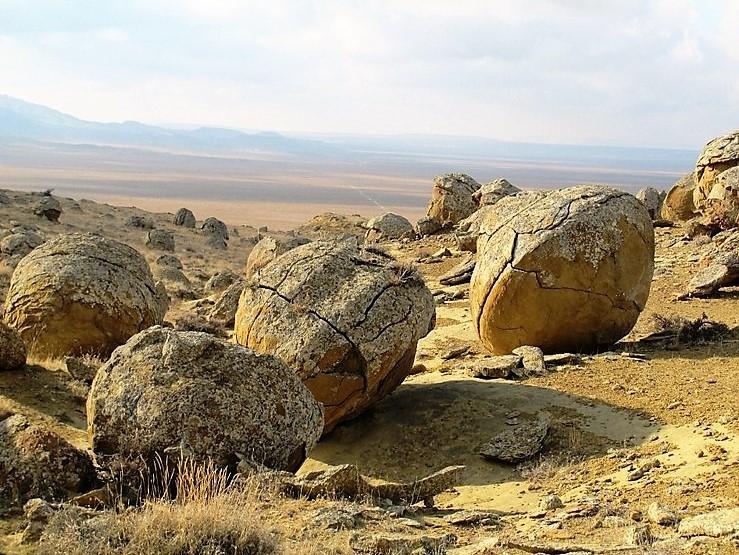 Мангышлак: полуостров сокровищ в Казахстане