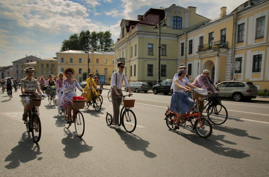 «В наше время так не делают»: когда ретровелосипеды – больше, чем хобби