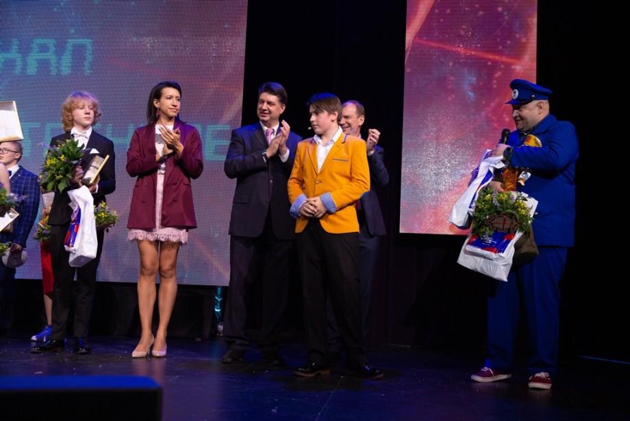 Лауреаты Национальной премии детского патриотического творчества 2019 года получили награды