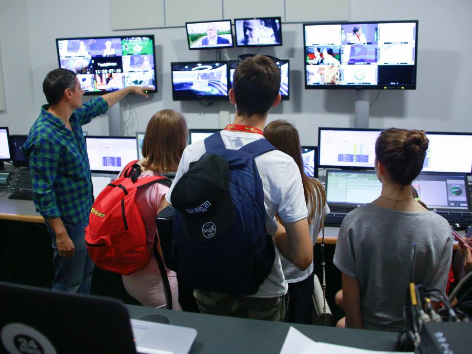 НАТ провела 14-й фестиваль детского телевидения «Включайся!»