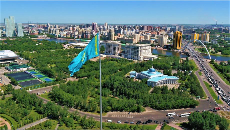 Крылатые тулпары, беркут, солнце и звезда: о чем говорят государственные символы Казахстана