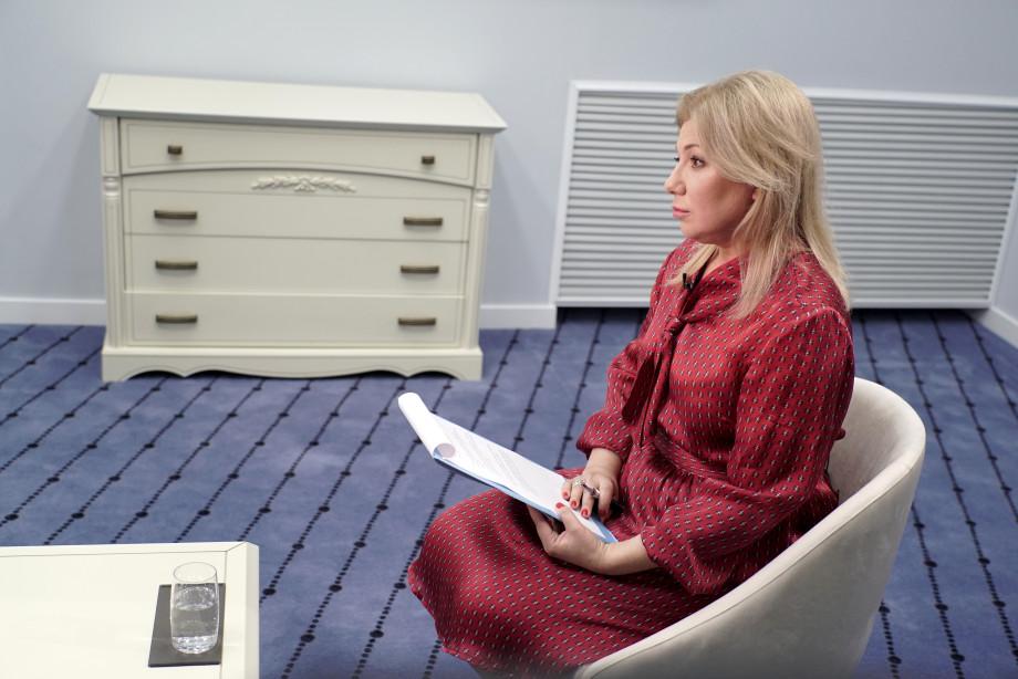 Интервью премьер-министра Молдовы Майи Санду Межгосударственной телерадиокомпании «МИР»