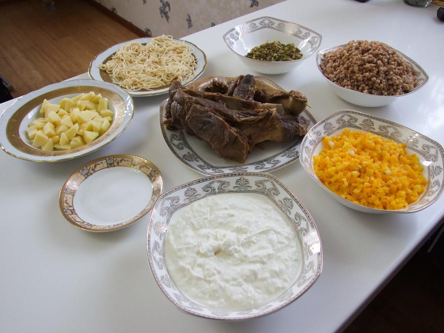 Наурыз коже: семь ингредиентов праздника