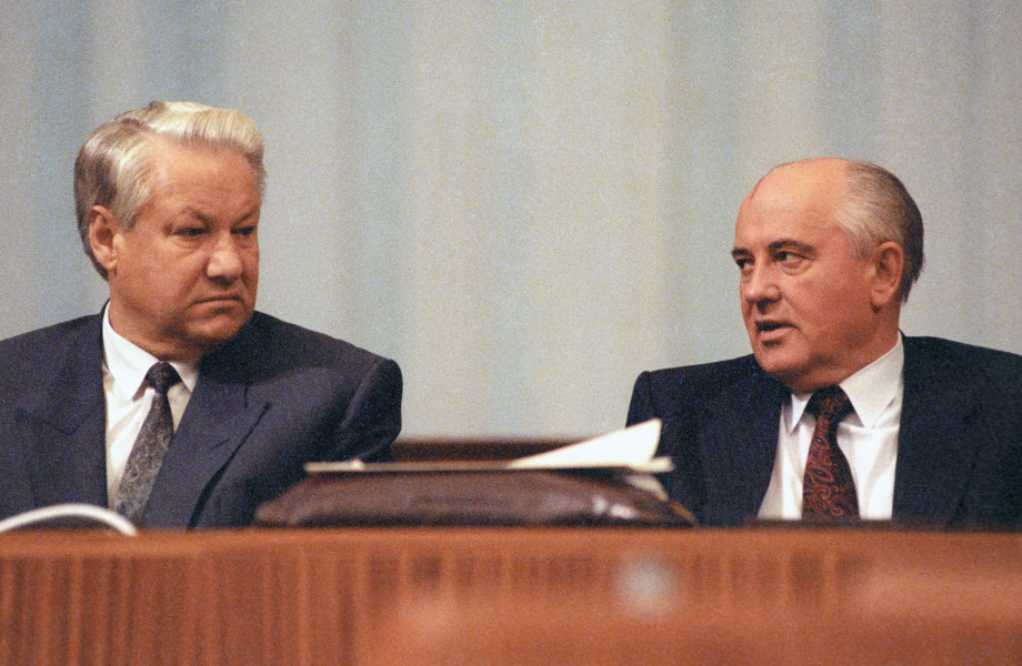 Выборы президента СССР: как это было