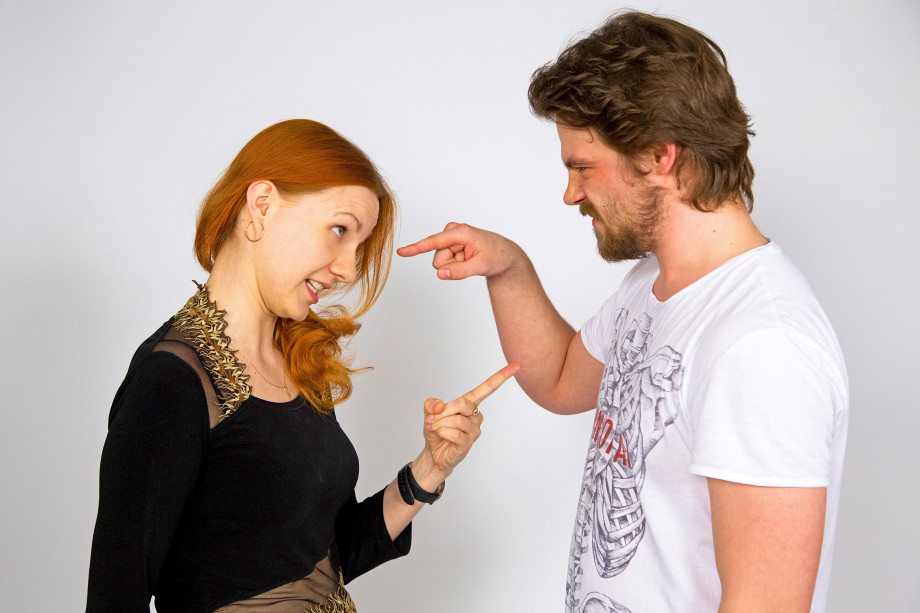 Как правильно ругаться с мужчиной. Семь правил конструктивной ссоры