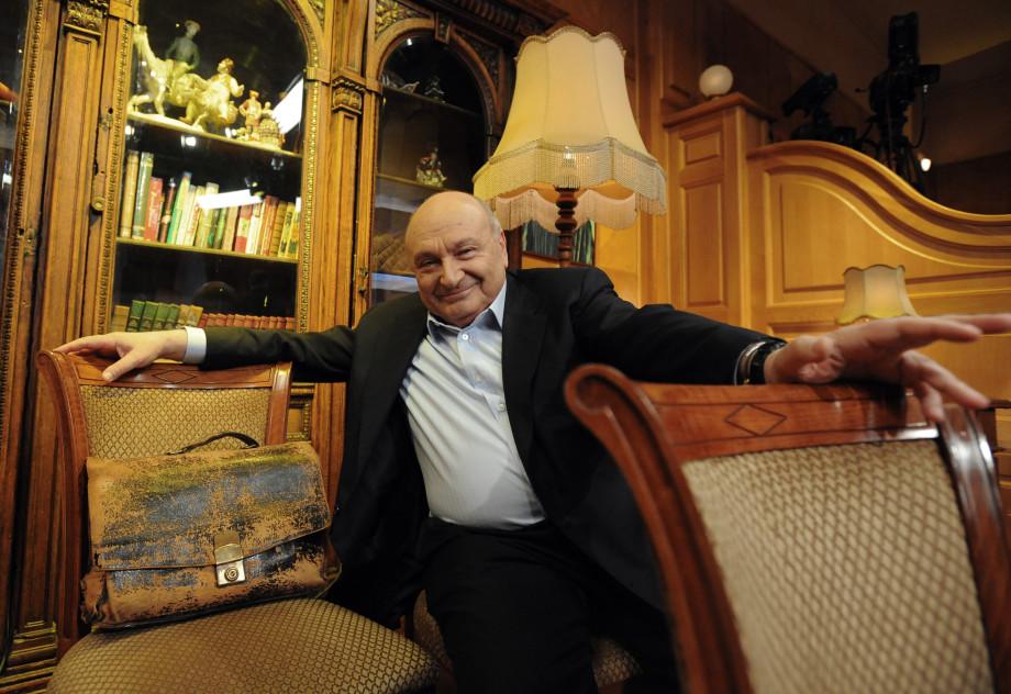 Великому сатирику Михаилу Жванецкому исполняется 85 лет