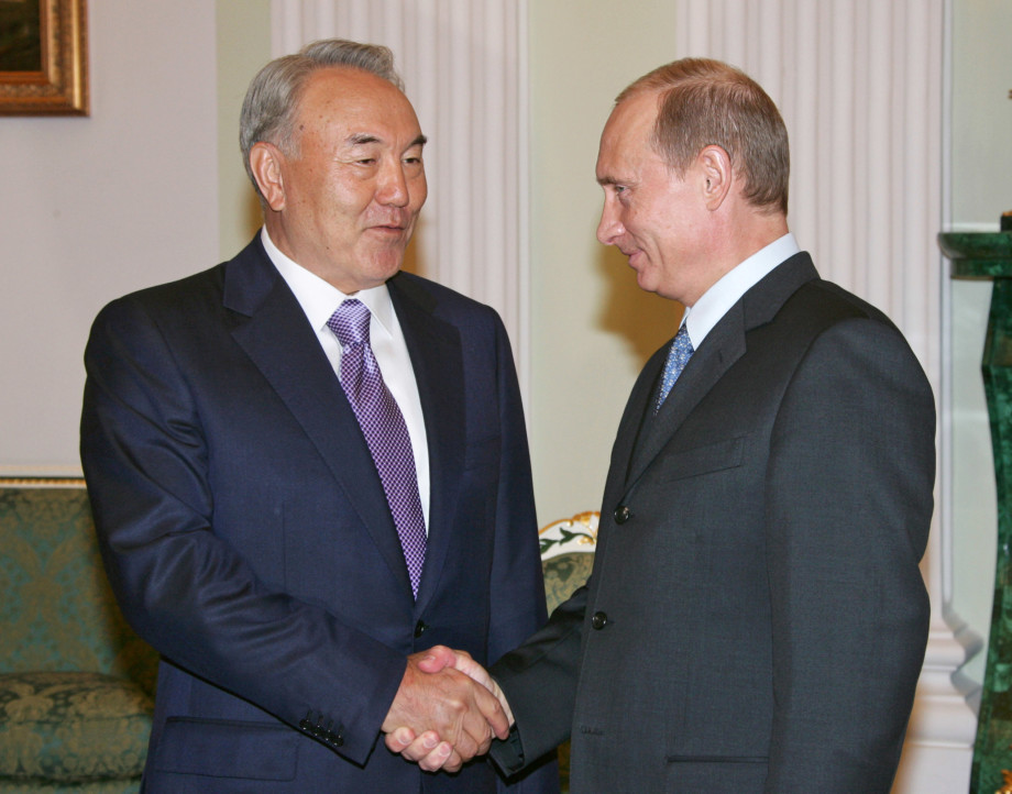 30 лет Нурсултана Назарбаева
