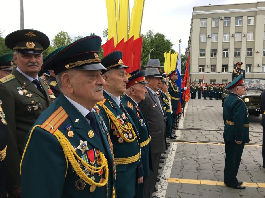 Парад Победы во Владикавказе стал одним из самых масштабных