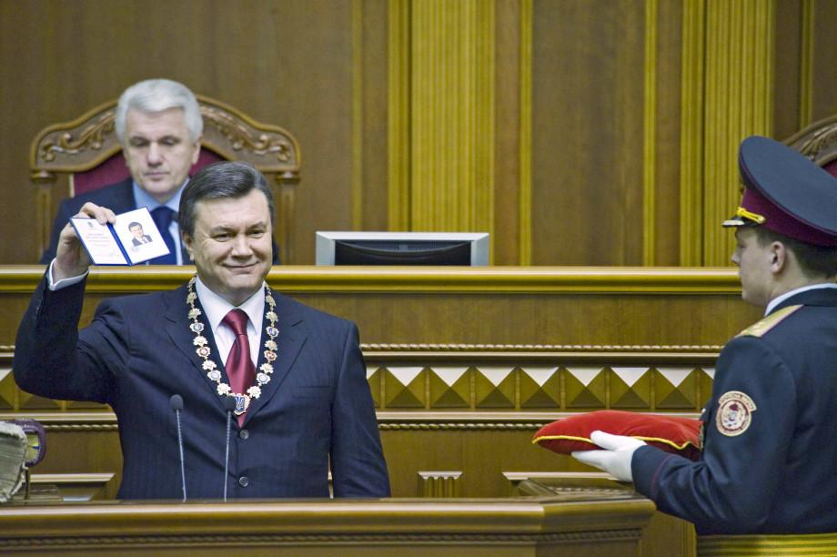 Шестой пошел: как проходили инаугурации президентов Украины