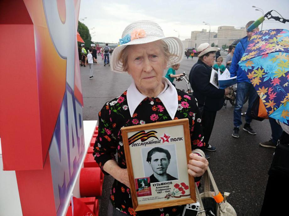 Память сердца: «МИР» устроил праздник для горожан в Парке Горького