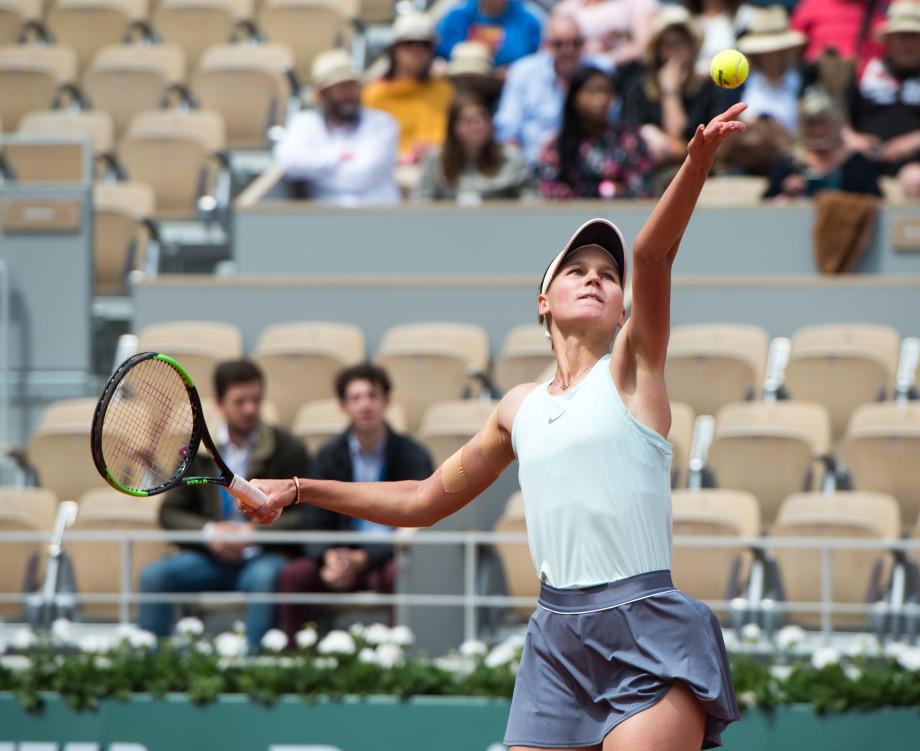 Восходящая звезда российского тенниса – Вероника Кудерметова (ФОТО)