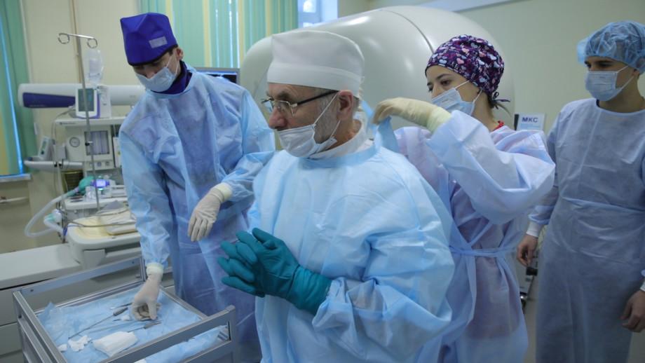«Золотой ключик» криохирургии