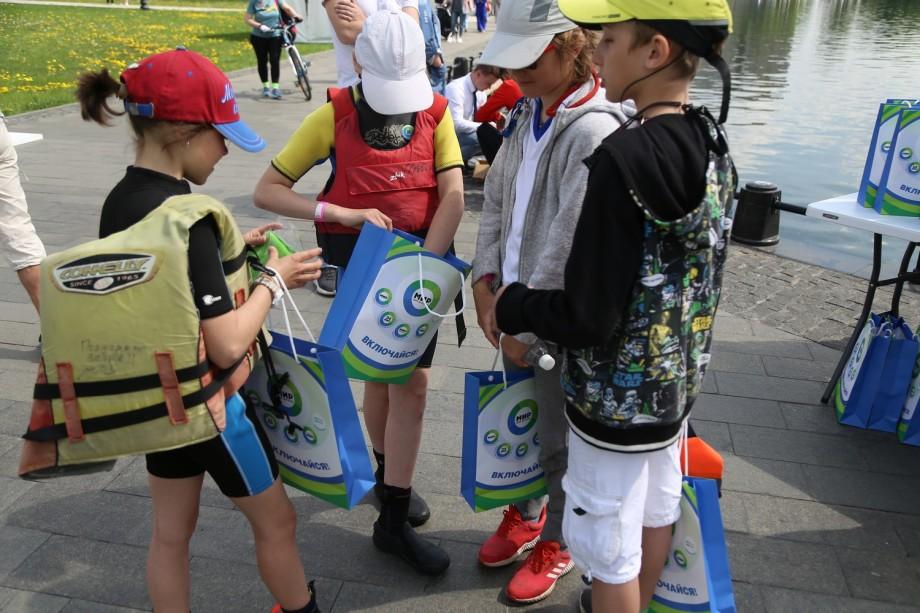 Участники детской парусной регаты поделились впечатлениями