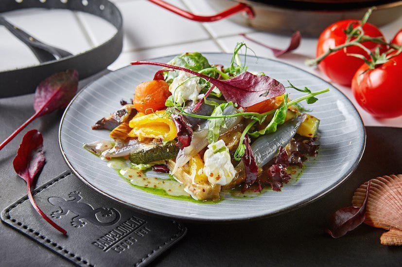 Креветки, сыр и овощи: что приготовить на мангале