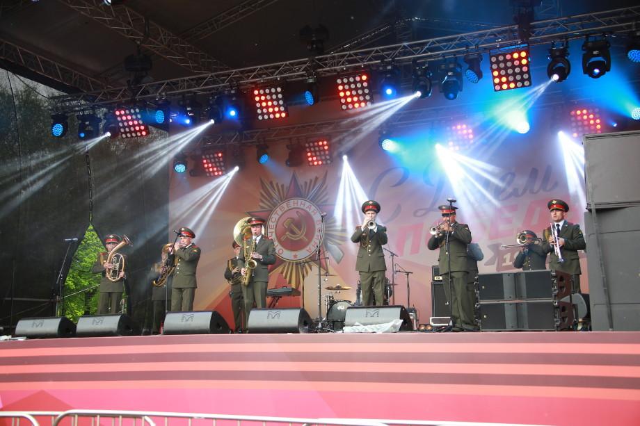 «Память сердца»: гости «МИРа» в Парке Горького нашли занятия по душе