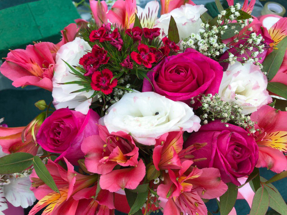 Под знаком розы: в Тбилисском ботаническом саду открылся фестиваль цветов