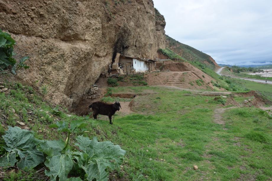 Отшельник XXI века из Кыргызстана