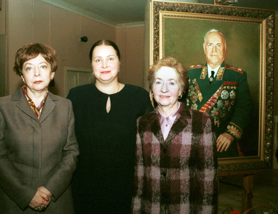 «Дома он был обычным папой»: дочь маршала Жукова вспоминает великого полководца
