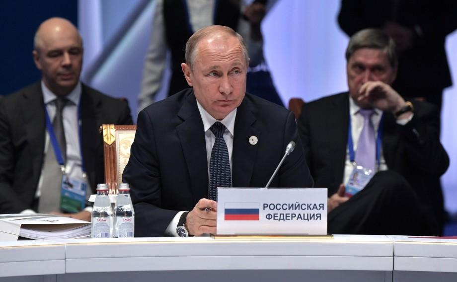 Плоды интеграции: лидеры ЕАЭС подвели итоги работы за пятилетие