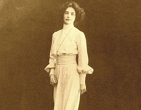 Декадентская Мадонна. 150 лет назад родилась Зинаида Гиппиус