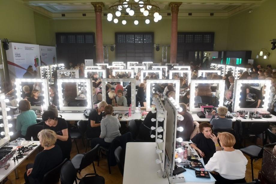В Москве открылся фестиваль моды для старшего поколения