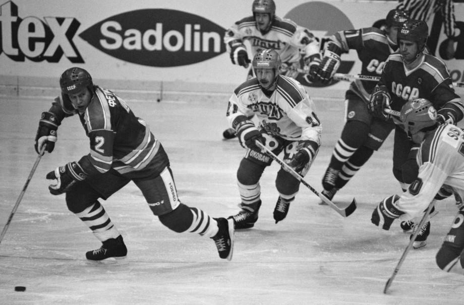 Призвание побеждать: как Вячеслав Фетисов стал легендой хоккея