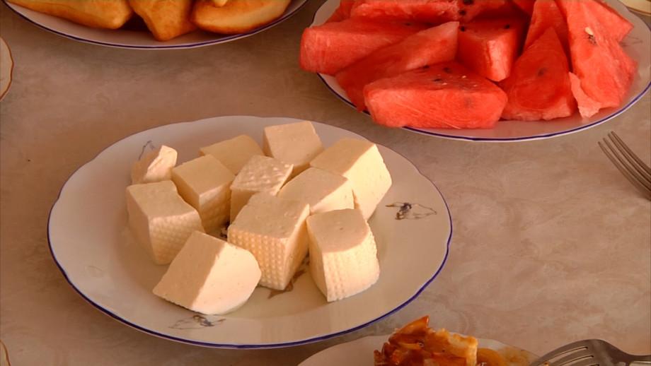 Секреты приготовления кабардинского сыра