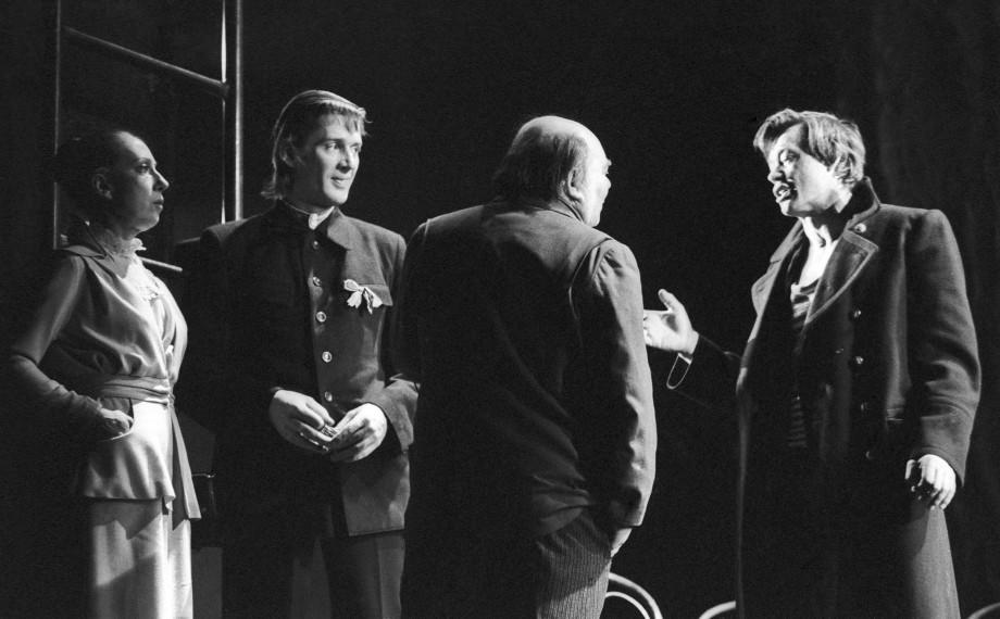 Николай Караченцов: харизма и темперамент, помноженные на невероятное обаяние
