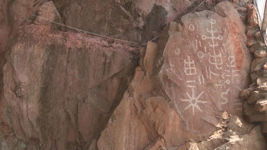 Легенды священной горы Сулайман-Тоо