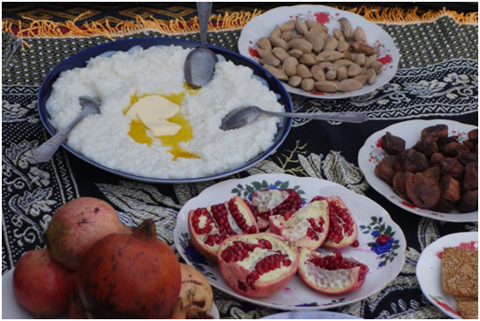 Окуривание, лечебный суп, сок из тыквы и хурмы: таджикские способы быстро справиться с простудой