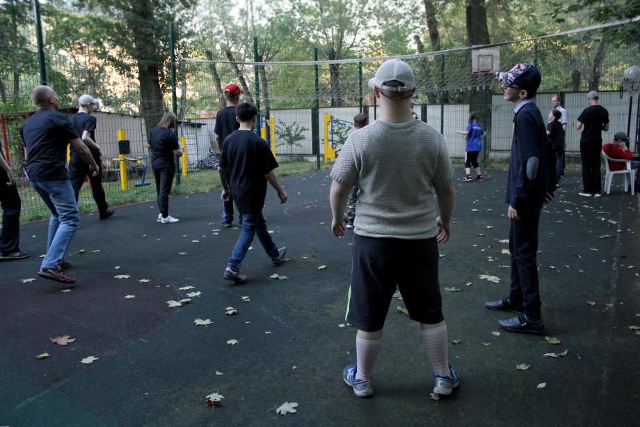 Сила в добре: как бойцы кудо тренируют детей-инвалидов