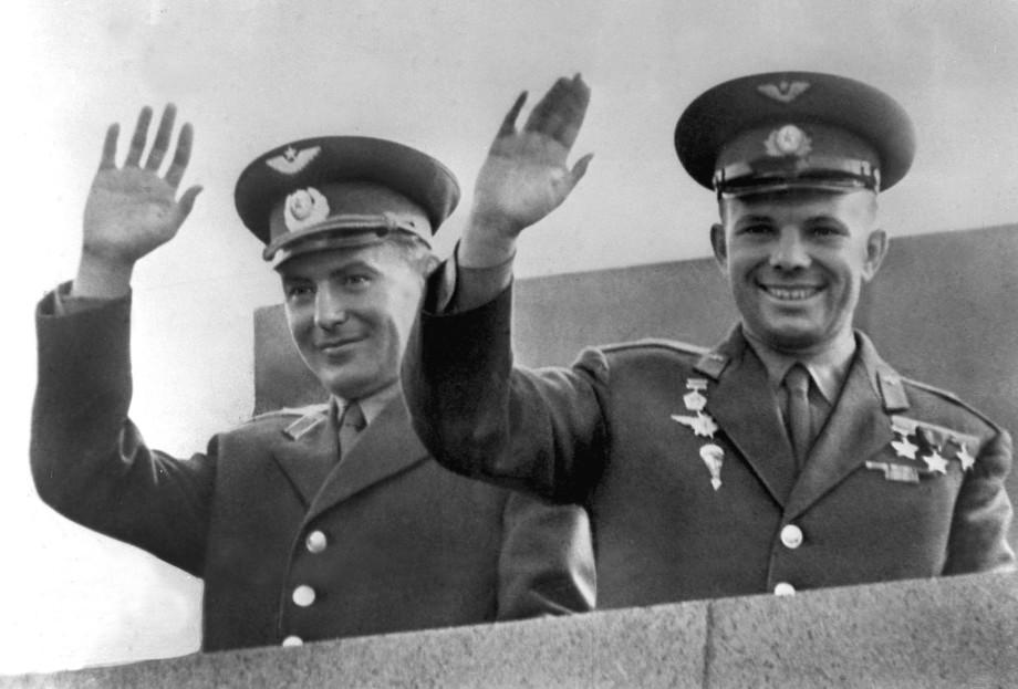 Герман Титов: что мы знаем о легендарном космонавте номер два