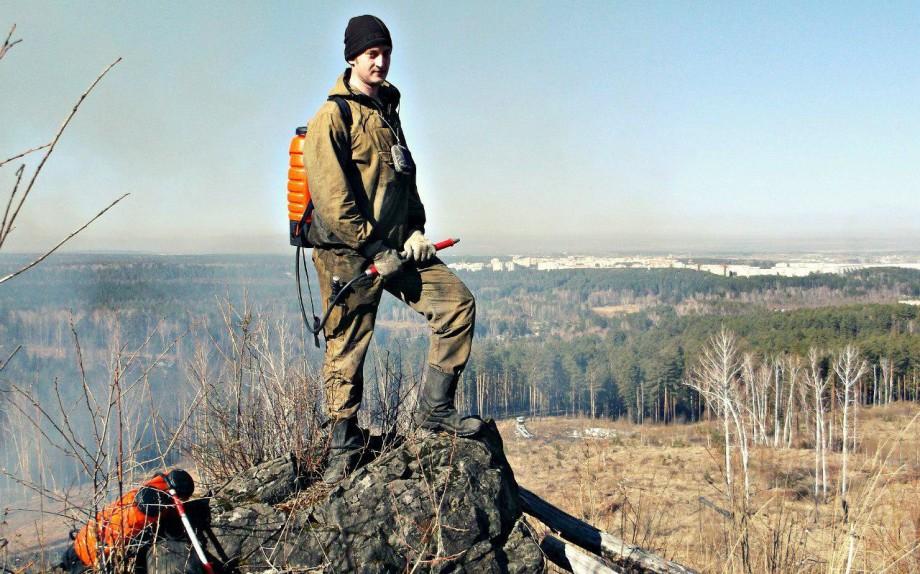 Лесной супергерой: как лесник-экстремал выживает в сибирской тайге