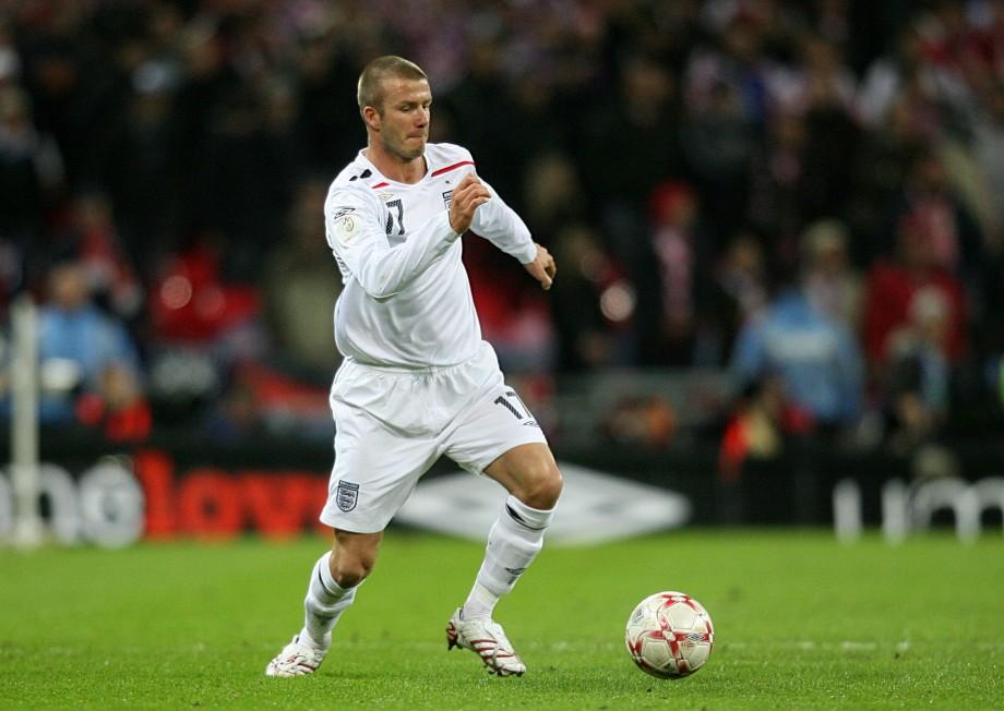 Самому привлекательному футболисту Англии – 45: за что мы любим Дэвида Бекхэма?