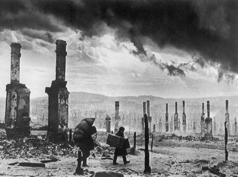 Город-герой Мурманск: как проходила оборона советского Заполярья