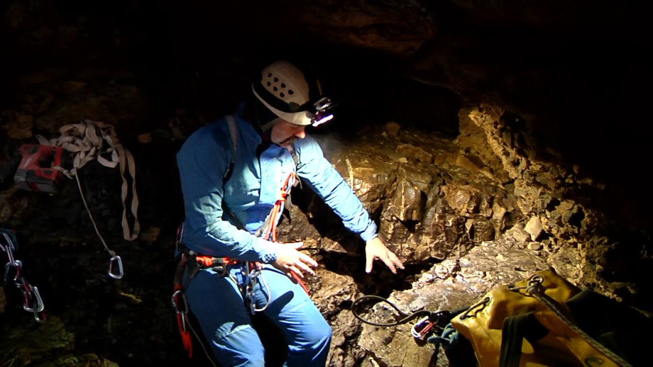 Тьма тысячелетий. Подземный мир пещер Кавказа