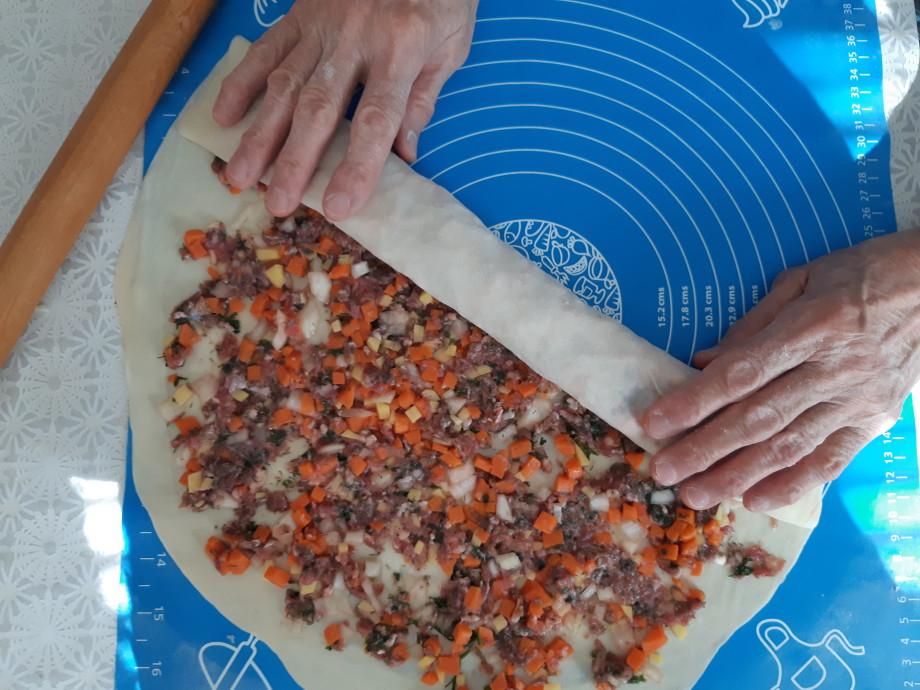 Ленивые манты: как приготовить казахский орама нан