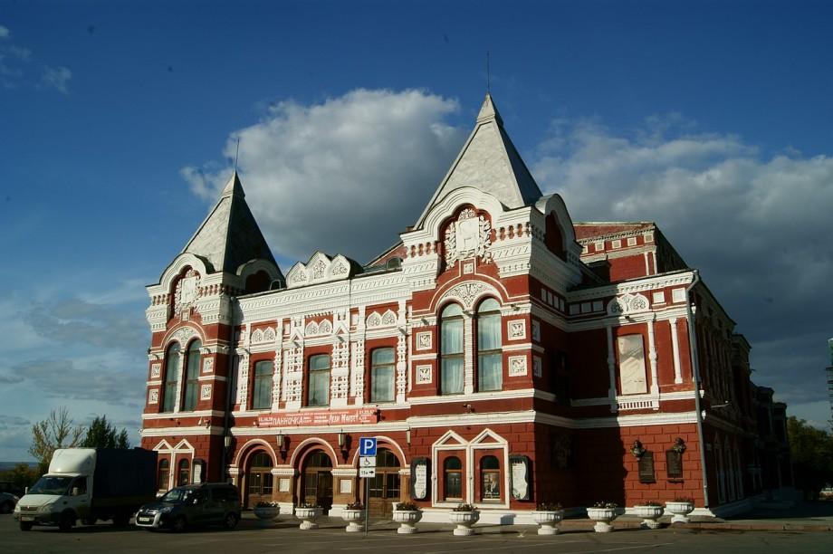 Города трудовой доблести: Самара – запасная столица Советского Союза