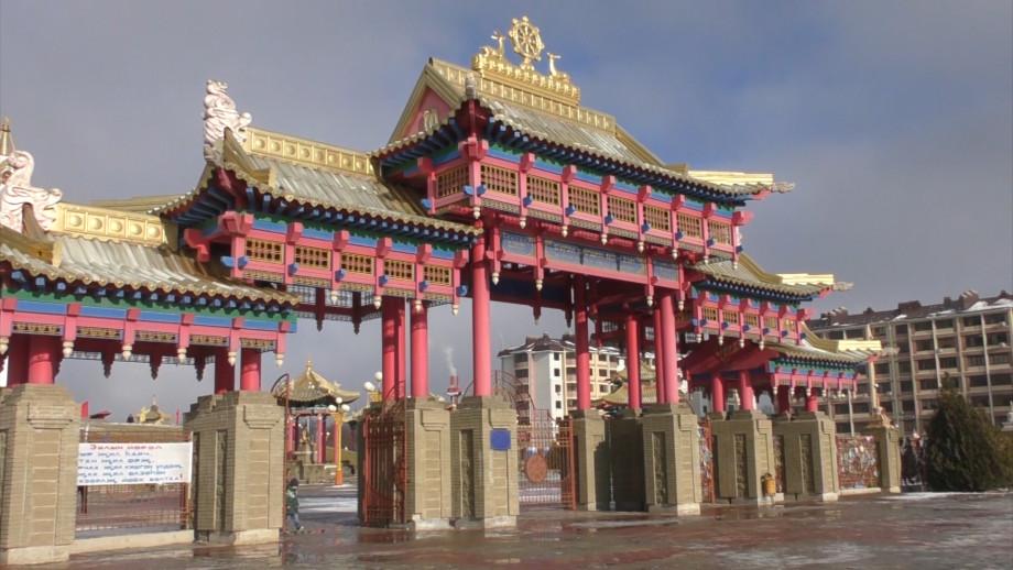 Элиста: буддийская столица России и пристанище древних кочевников