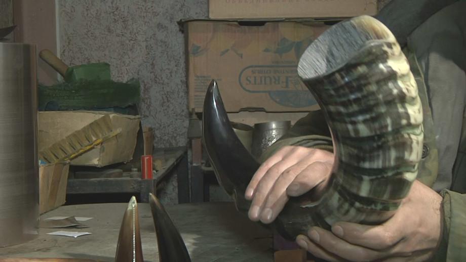 «Отдай рог»: как изготавливают главный кавказский сувенир