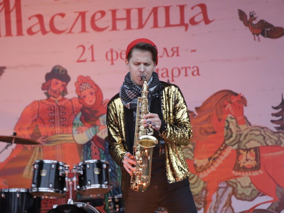 День защитника Отечества: на праздник «МИРа» в Новых Черемушках приходят семьями